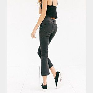BDG High Rise Ankle Kicker Jeans
